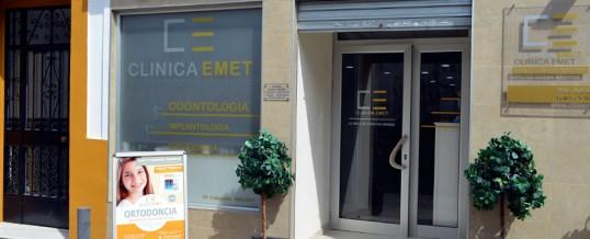 Tu clínica dental en Triana se llama EMET